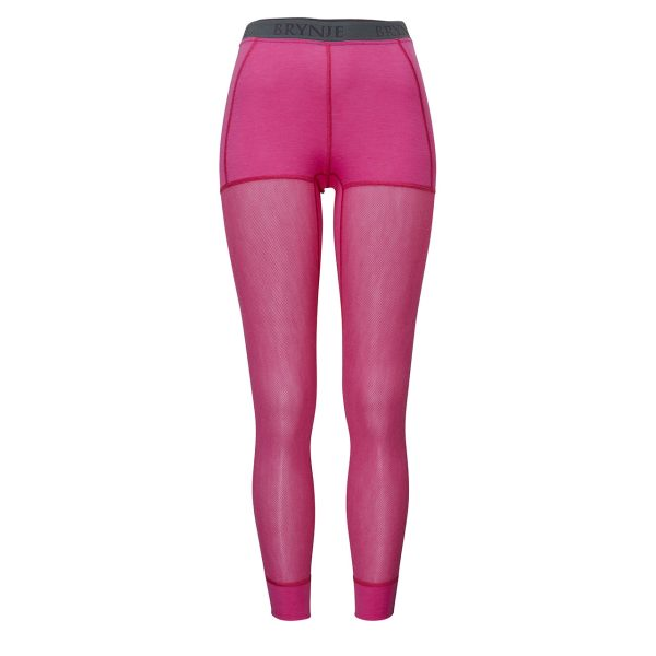 Women's Wool Thermo Light Longs with Shorts