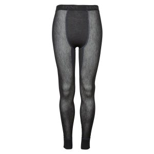 Wool Thermo Light Longs - Black