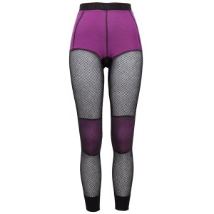 Women's Wool Thermo Longs with Inlay