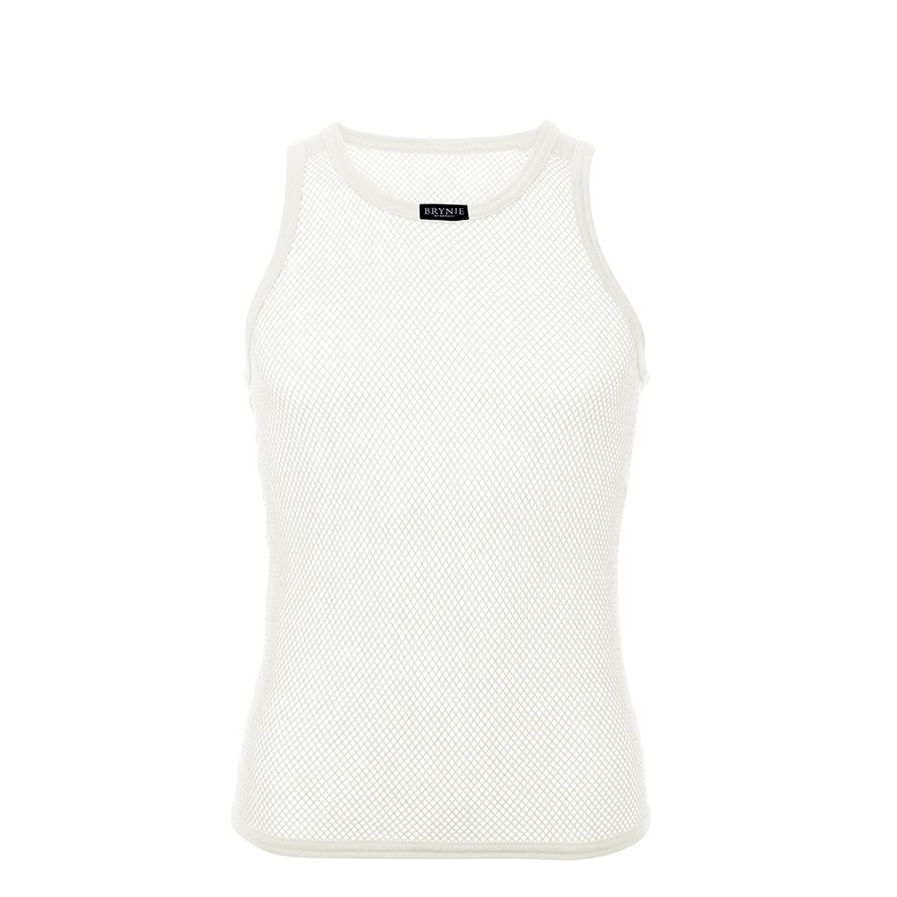 Wool Thermo A-Shirt - Off-White