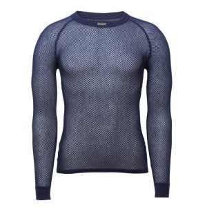 Unisex Super Thermo Long Sleeve Shirt - Navy