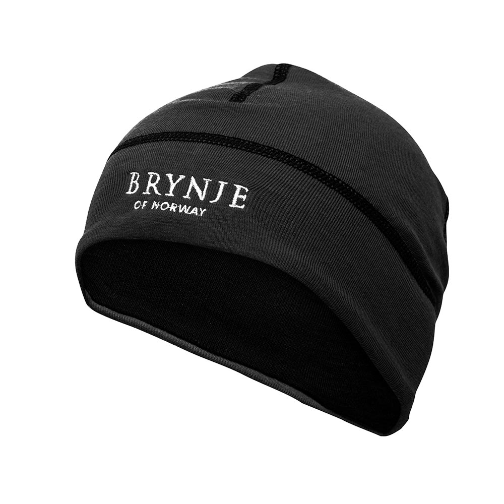 30 Gram Arctic Mesh Lined Hat - Black